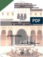 ALHAMBRA-MONUMENT DE ARHITECTURĂ ISLAMICĂ