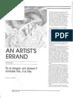 [DROW - DARK ELVES]DUN045 - An Artist's Errand (AD&D, Spelljammer) (Adv)