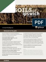 Soils of Ipswich Field Guide