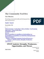 The Community Tool Box