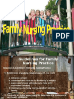 Family Nursing Practice