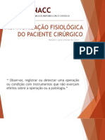 [Capacitação Interna] Monitorização Fisiológica do Paciente Cirúrgico.pptx