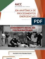 [Capacitação Interna] Abordagem Anatômica de Procedimentos Emergenciais.pptx