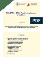 MOLDPOS - GNSS-Positioning Service of Moldova_CHIRIAC