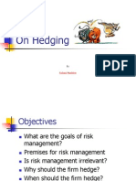 Hedging Lecture.ppt