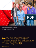 Kingston University ISC 13 Summary Brochure