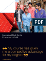 Kingston University ISC 2013-14 Prospectus