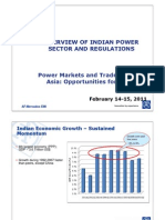 Session 3- Overview of Indian Power Sector and Regulations