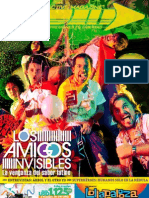 No.8 - Los Amigos Invisibles
