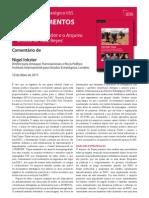 FARC Files Press Statement-Portuguese