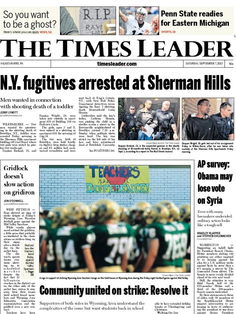 Times Leader 09-07-2013  3e2b44bdf05