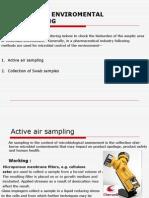 Microbial Environment Monitoring