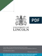 Lincoln ISC Summary Prospectus 2013-14 LR