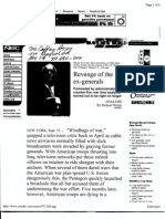 T5 B3 McCaffrey Gen Barry Fdr- Entire Contents- 3 Articles- 1st Pgs for Reference- Fair Use 120