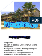 Program 3K Asrama sekolah