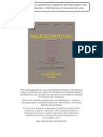 NEUROCOMPUTING 2008