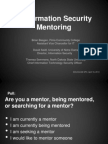 Successful Mentoring Relationships for Career Development (166234967)