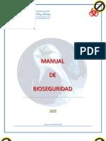 Manual de Bioseguridad Del Consultorio Odontológico