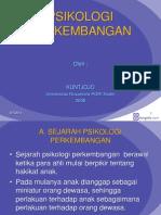 (2) 2. PSIKOLOGI PERKEMBANGAN