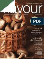 Flavour Magazine - October 2010-TV