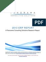2013 ERP Report