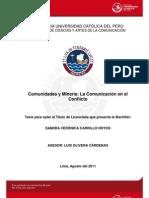 Carrillo Hoyos Sandra Comunidades Mineria