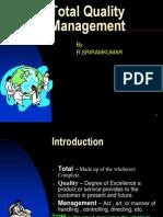 Tqm Introduction