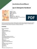 Herbal Soaps &Amp; Detergents Handbook