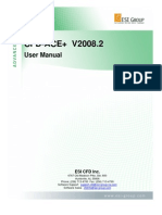 Cfd-Ace v2008.2 User Manual