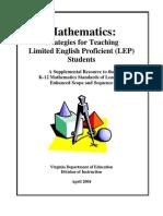 Teaching&Learningstrategies