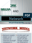 Network Media and Network Hardware