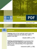 Southwood School_ Training and Development_PPT_FINAL2