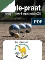Clubblad September 2013