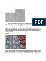 style guides for architecture materials