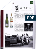 west end ad page