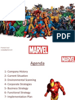 Strategic Factor Analysis Summary (Marvel_Case Study)