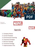 Strategic Factor Analysis Summary (Marvel_Case Study)