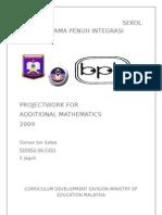 Folio Add Math 5