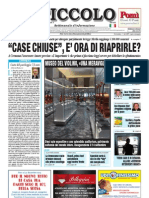 Il Piccolo di Cremona del 7 settembre 2013
