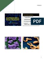 2 - BACTERIOLOGIA_Cocos e Bastonetes [Modo de Compatibilidade] (2)