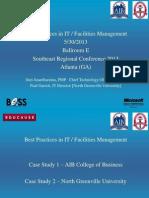 Best Practices in IT Facilities Management (166269854)