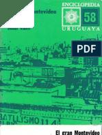 Enciclopedia Uruguaya 58 El Gran Montevideo
