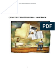 QTP Handbook