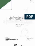 Lischetti, M. La Antropologia Como Disciplina Cientifica