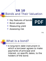 Chapter 11 Bond Valuation