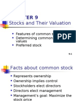Chapter 08 Stock Valuation
