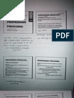 ALIENAÇÃO FUDICIARIA