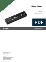 Manual FXL4