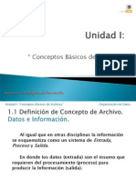Concepto Basico de Archivos 11182
