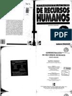 Administracion de Recursos Humanos 5 Ed - Idalberto Chiavenato-Blog-conhecimentovaleouro.blogspot.com by @Viniciusf666